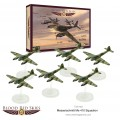 Blood Red Skies - German - Me 410 Squadron, 6 planes 1