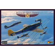 Blood Red Skies - German - Fw 190 Dora Squadron, 6 planes