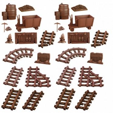 Terrain Crate: La Mine Abandonnée