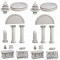 Terrain Crate: Le Temple 0