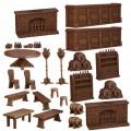 Terrain Crate : La Taverne 0