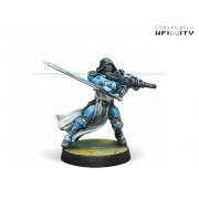 Infinity - PanOceania Black Friars (MULTI Rifle)