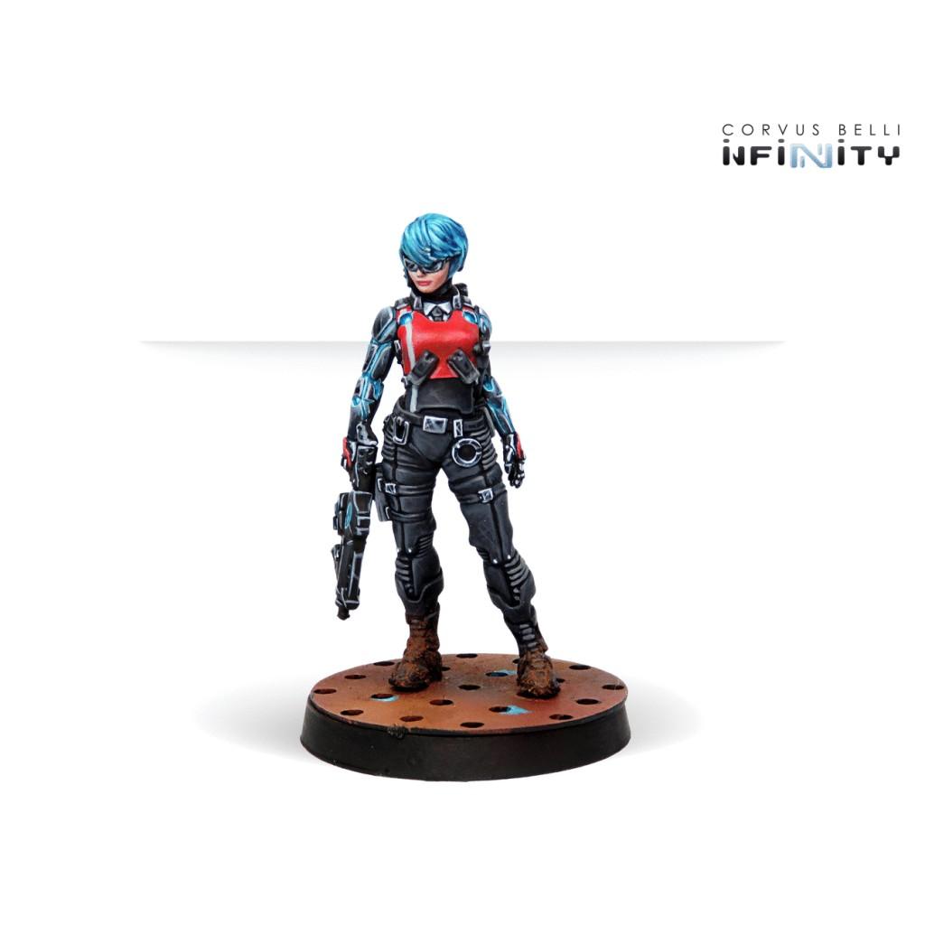Buy Infinity Nomads Securitate Board Game Corvus Belli