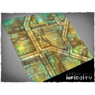 Terrain Mat Mousepad - Yu Jing - 120x120