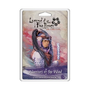 Legend of the Five Rings : The Card Game - Warriors of the Wind Expansion