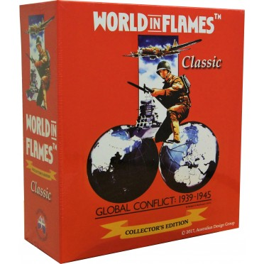 World in Flames Collector's Edition : Classic Game