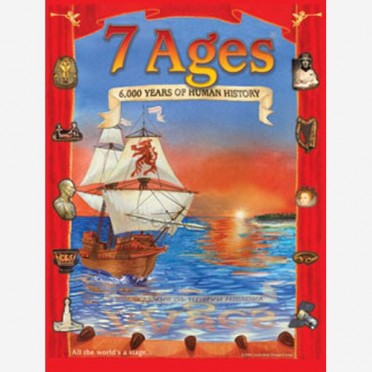 7 Ages : 6000 Years of Human History Game