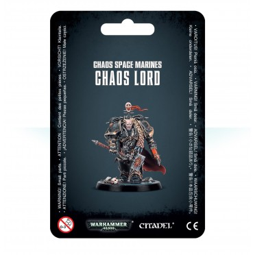 W40K : Chaos Space Marines - Chaos Lord
