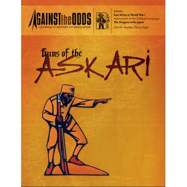 Against the Odds 38 - Guns of the Askari