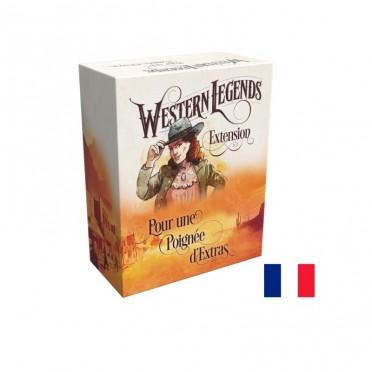 Western Legends - Pour une poignée d'extras