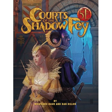 Courts of the Shadow Fey