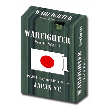 Warfighter WWI Expansion 14 - Japan 1