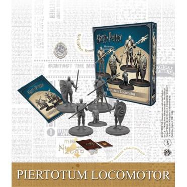Harry Potter, Miniatures Adventure Game: Piertotum Locomotor