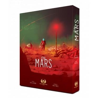 fbedca8812 Acheter On Mars - Jeux de société - Eagle-Gryphon Games