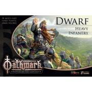 Oathmark: Dwarf Heavy Infantry