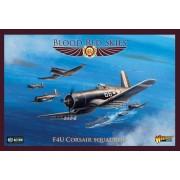 Blood Red Skies: US F4U Corsair - Squadron, 6 planes