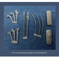 Iroquoian Separate Weapons & Great Shields 2 0