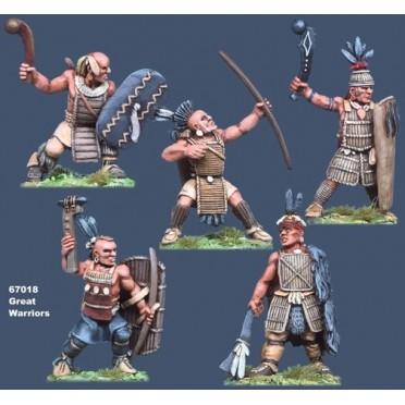 Iroquoian Great Warriors