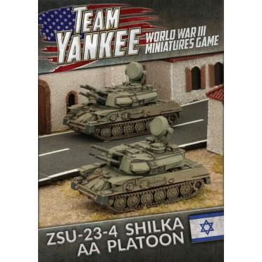 Team Yankee - ZSU-23-4 Shilka AA Platoon