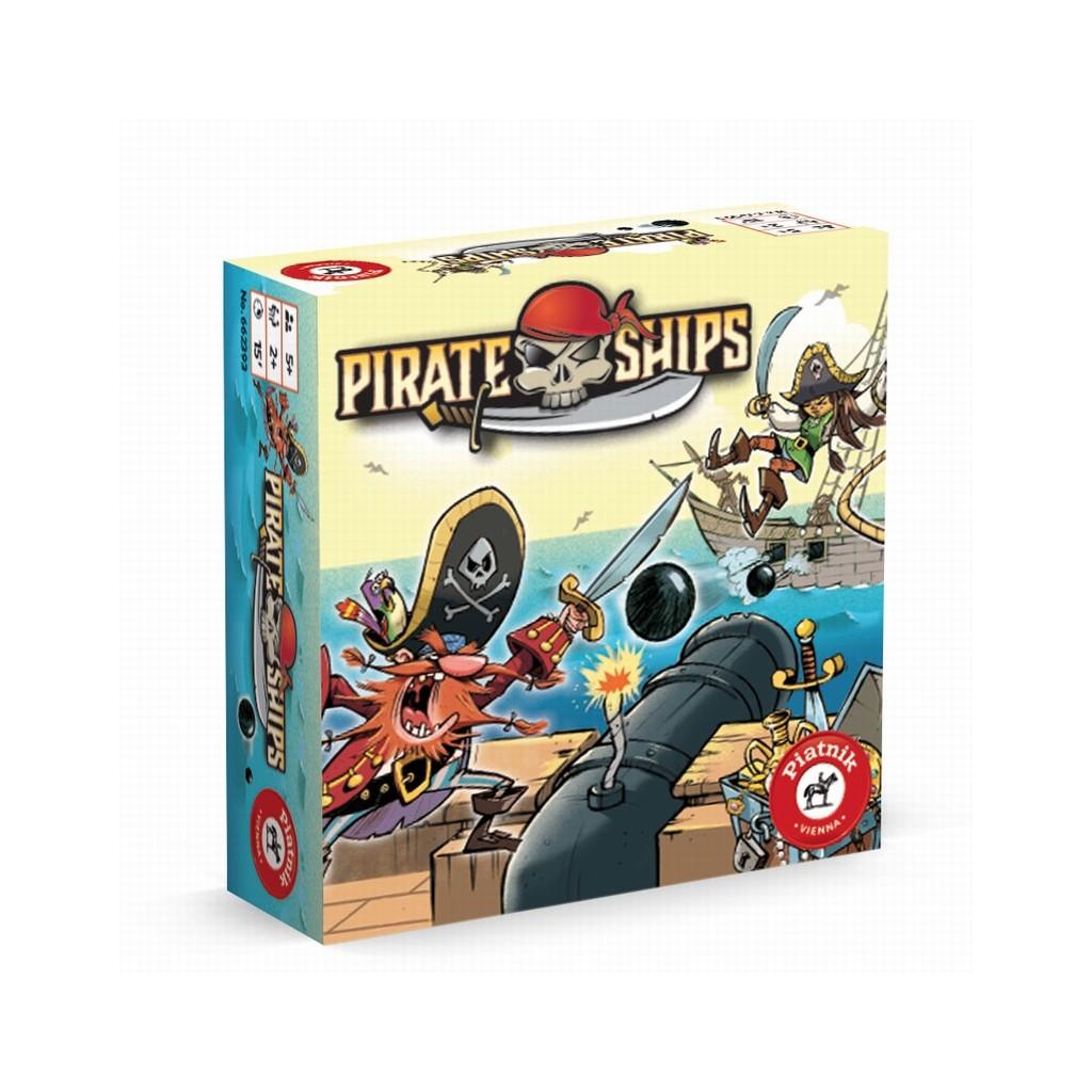 Buy Pirate Ships - Board Game - Piatnik