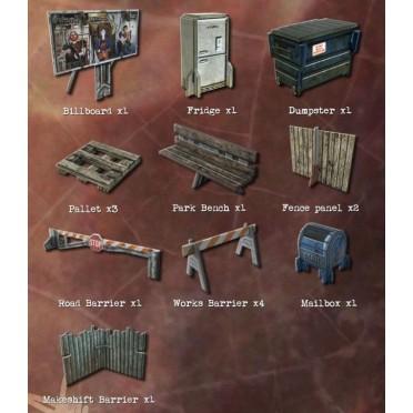 Urban Street Accessories 2