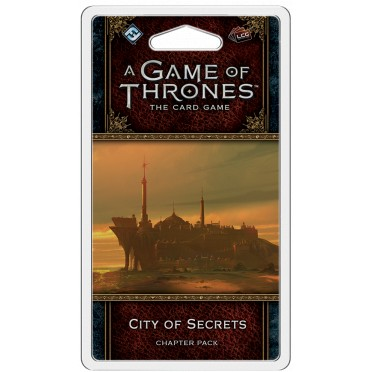 A Game of Thrones : City of Secrets