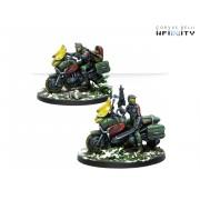 Infinity - Ariadna - Dynamo Reg. of Kazak Light Cavalry