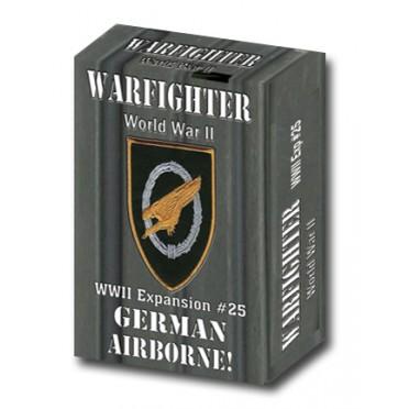 Warfighter WWII Expansion 25 – German Airborne