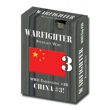 Warfighter WWII Expansion 28 – China 3 – Korean War