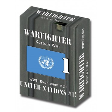Warfighter WWII Expansion 31 – United Nations