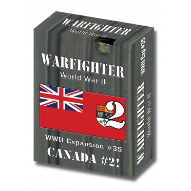Warfighter WWII Expansion 35 – Canada 2