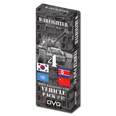 Warfighter WWII Expansion 39 – Vehicles 4