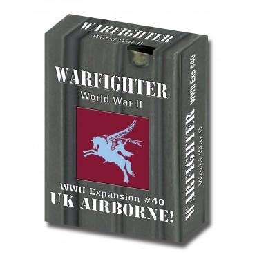 Warfighter WWII Expansion 40 – UK Airborne