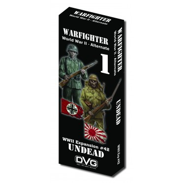 Warfighter WWII Expansion 42 – Undead