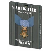 Warfighter WWII Expansion 44 – Medals
