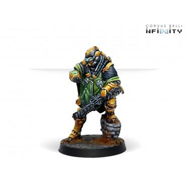 Infinity - Yu Jing - Zhēnchá, Armored Reconnaissance Regiment (Hacker)