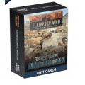 Flames of War - Fortress Europe American Unit cards 0