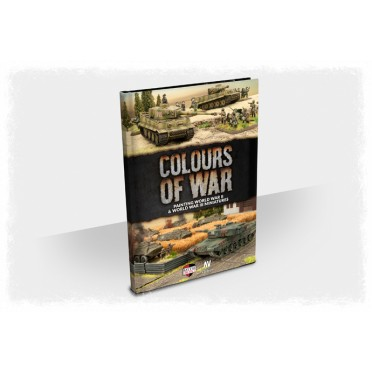 Colours of War Painting Guide (2019)