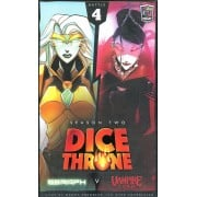 Dice Throne : Season Two - Seraph vs. Vampire Lord