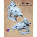 Freyja on Hildisvíni 1