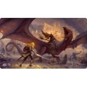 Boite de Playmat Lord of the Rings LCG : The Flame of the West