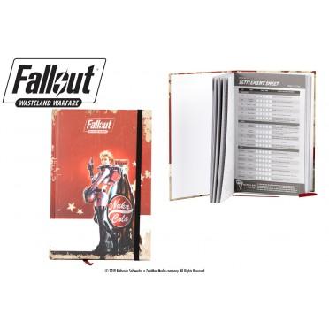 Fallout: Wasteland Warfare - Nuka Notebook