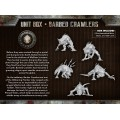 The Other Side - Gibbering Hordes Unit Box - Barbed Crawlers 1