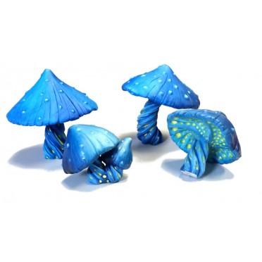 Ziterdes: Giant Mushrooms (4 pcs.)