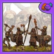 Shieldmaiden Zombies