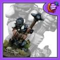 Agna, Norse Dwarf Shieldmaiden 0