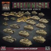 "British Late War  ""Armoured Battlegroup"" Army Deal"