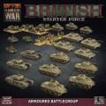 "British Late War  ""Armoured Battlegroup"" Army Deal 0"
