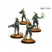 Infinity - Mercenaires - Druze Shock Teams