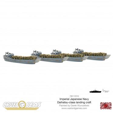 Cruel Seas: IJN Daihatsu-class Landing Craft